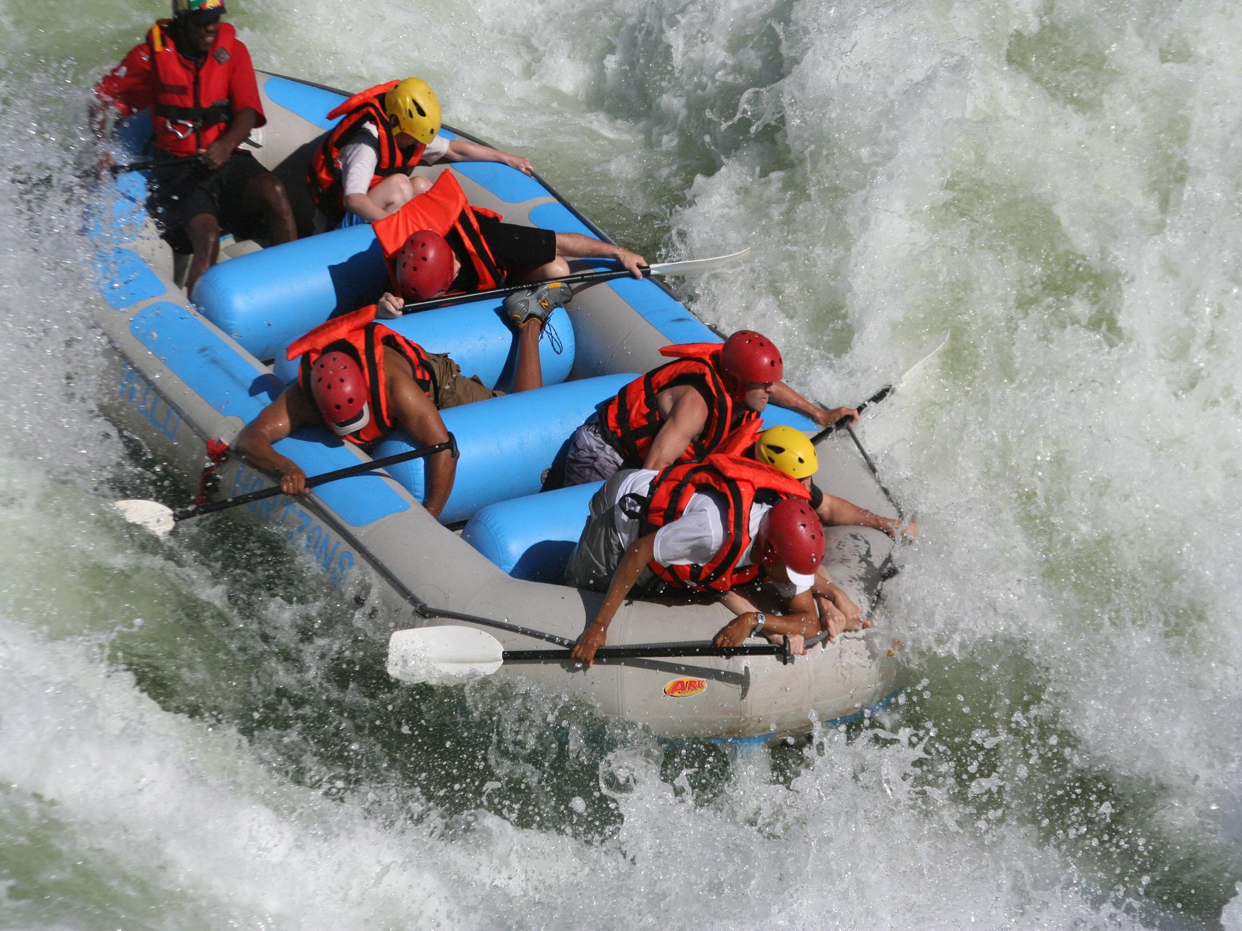 Vic Falls to Joburg Safari