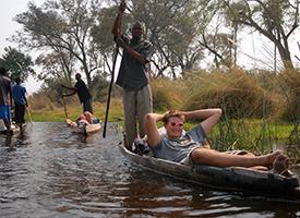 Visit Okavango Delta