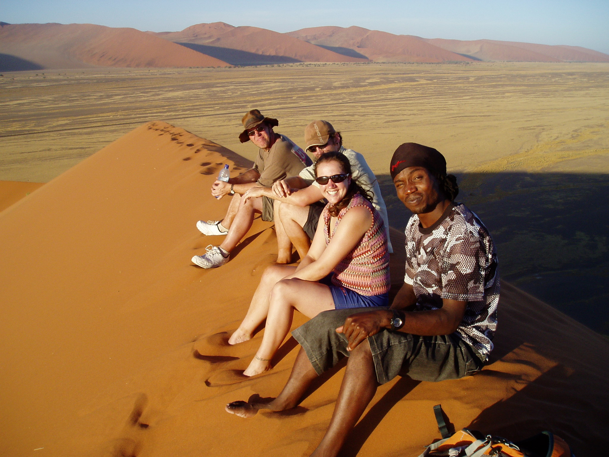 Windhoek Overland Tour | Namibian Explorer Safari Tour from Cape Town to Windhoek