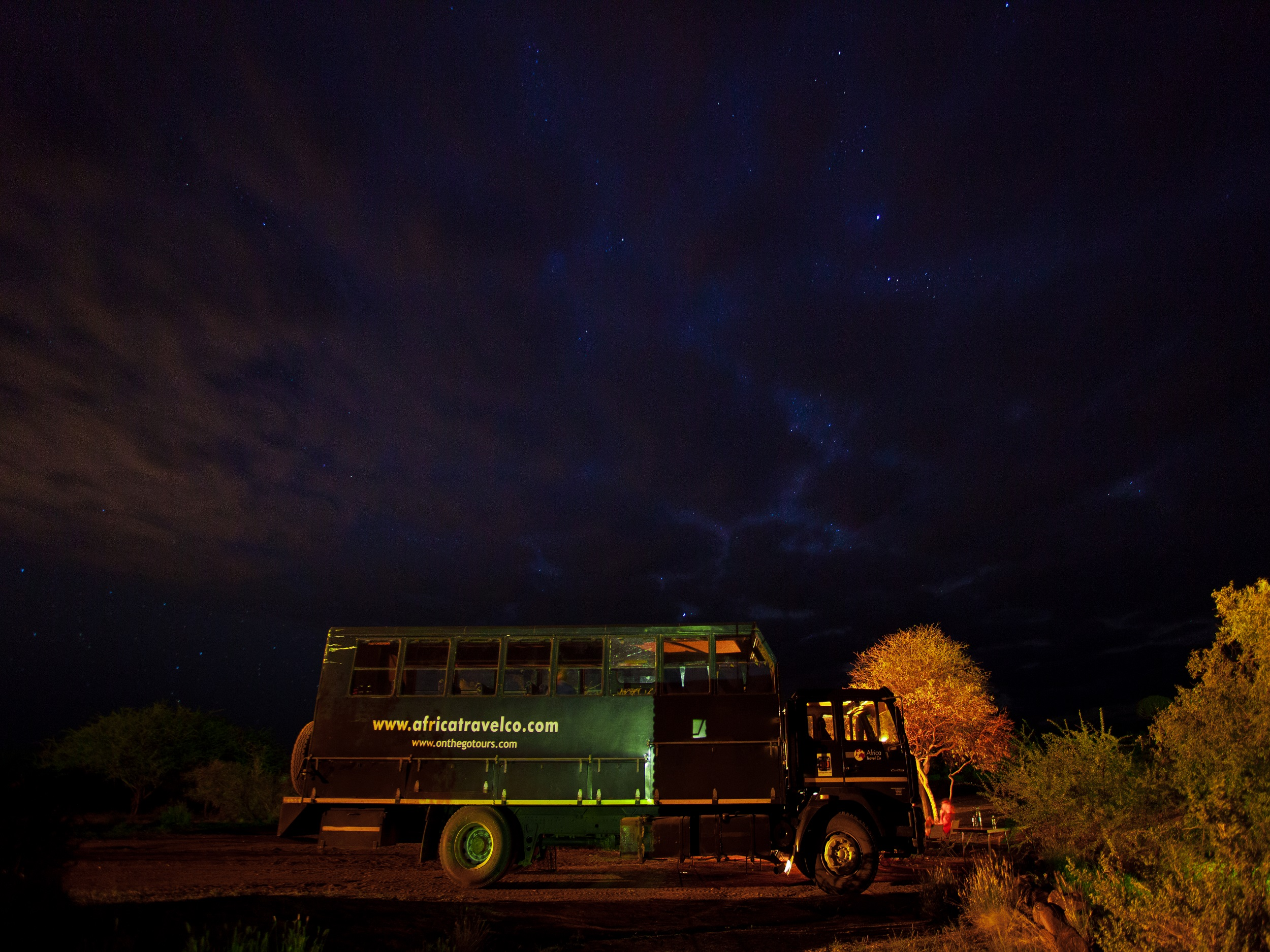 African Overlanding Encounter
