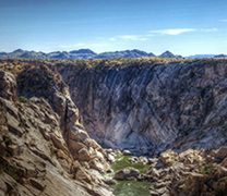 Visit Augrabies National Park