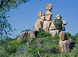 Matobo Hills National Park