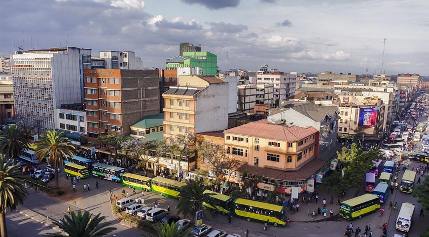 Nairobi | Nairobi to Dar es Salaam